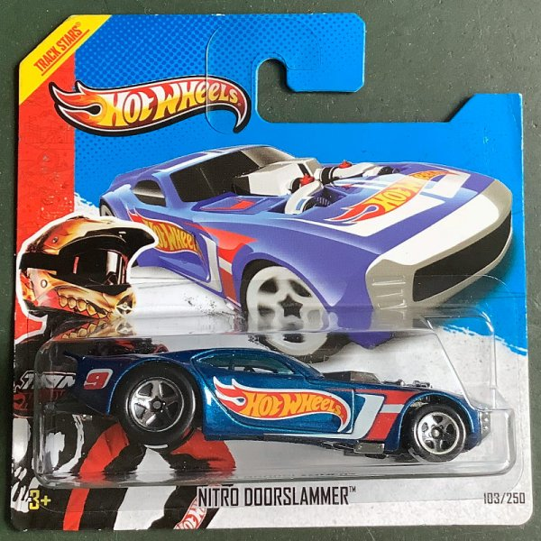 Hot Wheels | Nitro Doorslammer