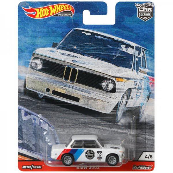 Hot Wheels | BMW 2002 EIBACH #02 weiß