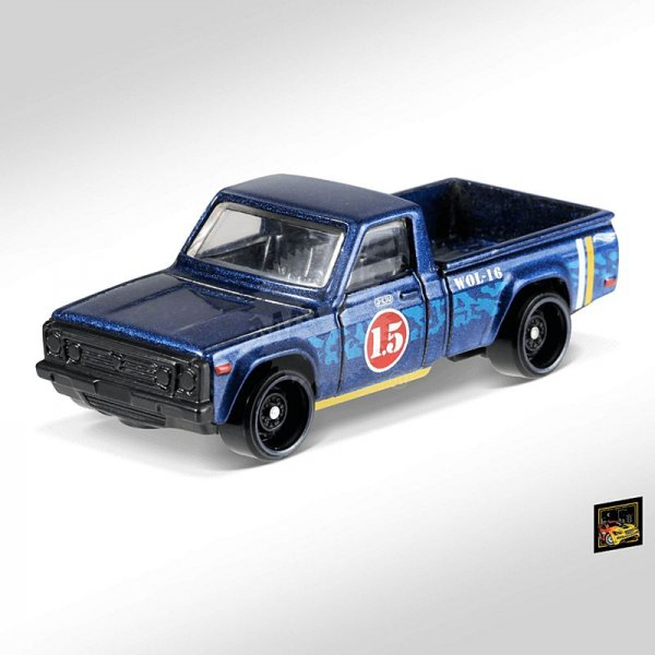 Hot Wheels | Mazda Repu blau 1.5
