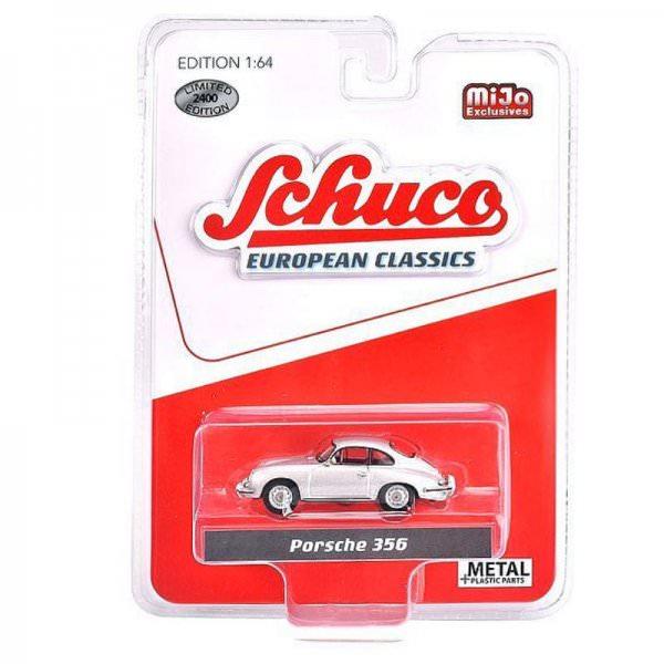 Schuco | Porsche 356 silber