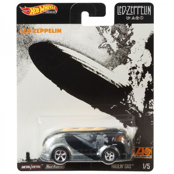 Hot Wheels | Led Zeppelin 01 Haulin Gas