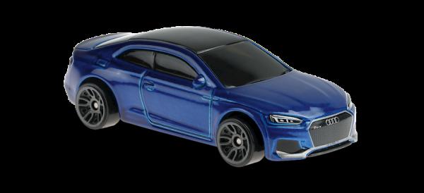 Hot Wheels | Audi R5 Coupe metallic blue