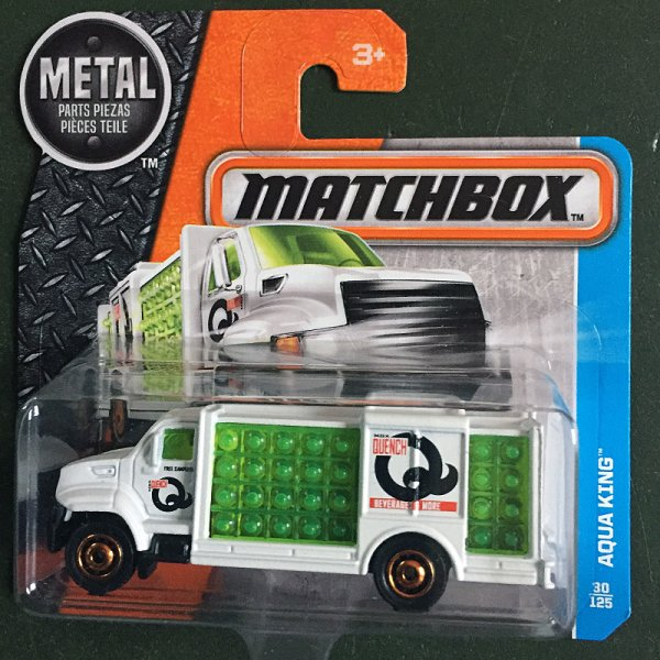 Matchbox | Aqua King