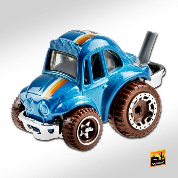 Hot Wheels   '70 Volkswagen Baja Bug Tooned blue