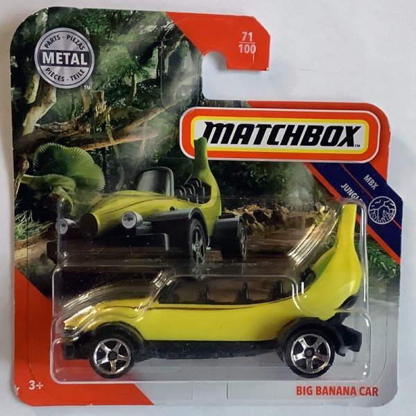Matchbox | Big Banana Car
