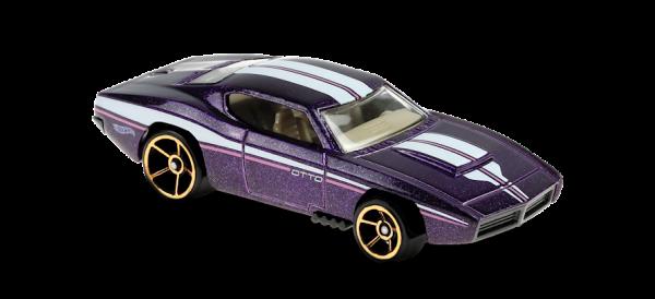 Hot Wheels | Custom OTTO purple