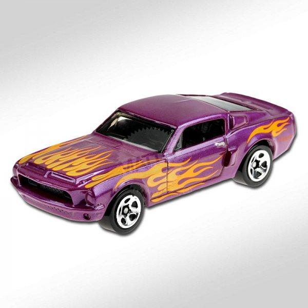Hot Wheels | '68 Shelby GT500 purble metallic