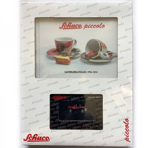 Schuco Piccolo | Piccolo collector's catalogue 1994 - 2014 with buggy