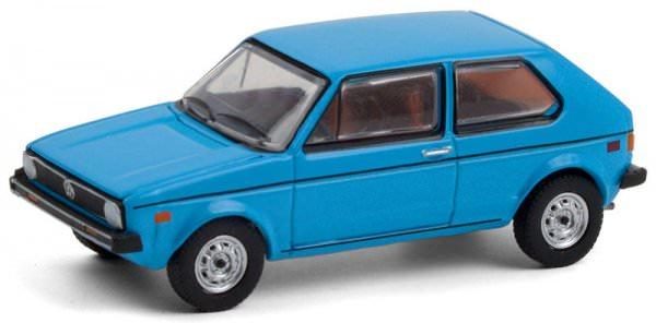 Greenlight | 1977 Volkswagen Golf / Rabbit miami blue