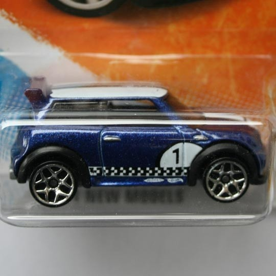 Hot Wheels | BMW MINI Cooper S Challenge blau US