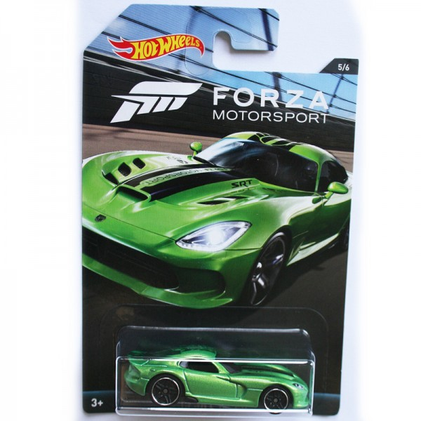 Hot Wheels | Forza Motorsport '13 SRT Viper grünmetallic