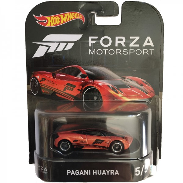 Hot Wheels | Retro Entertainment Forza Motorsport Pagani Huayra