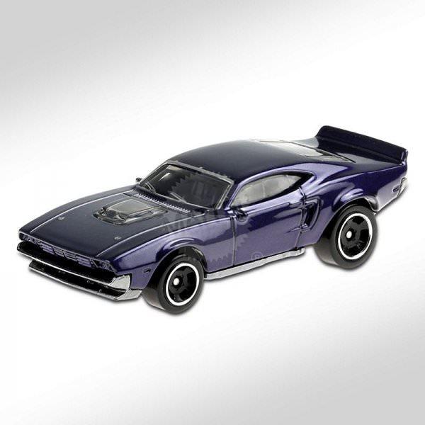Hot Wheels | ION Motors Thresher violett