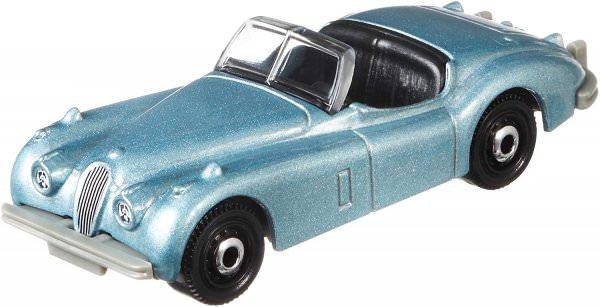 Matchbox | '56 Jaguar XK140 Roadster graublaumetallic