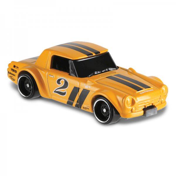 Hot Wheels | Datsun Fairlady 2000 Roadster gelb #2