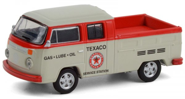 Greenlight | 1976 Volkswagen T2 double cab pick-up TEXACO SERVICE