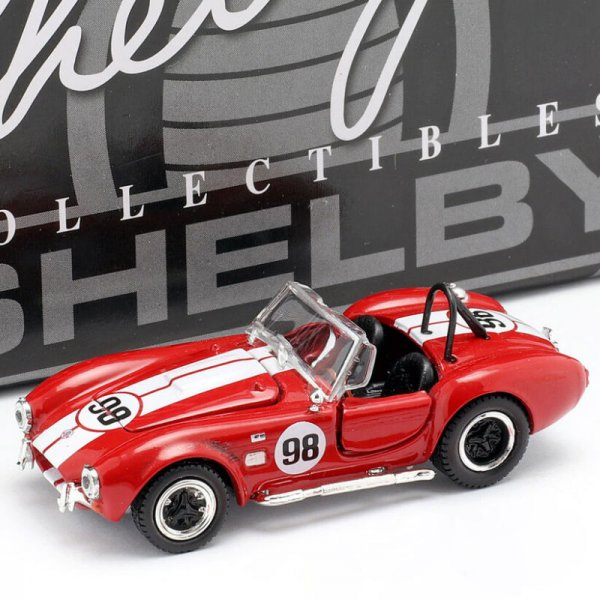 Shelby Collectibles | AC Cobra Ford Shelby 427 red