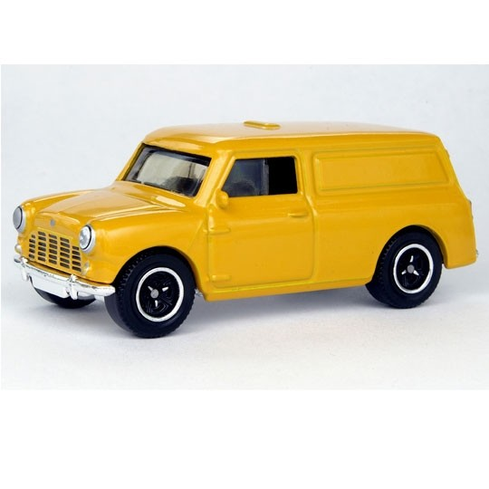 Matchbox | Austin Mini Van gelb