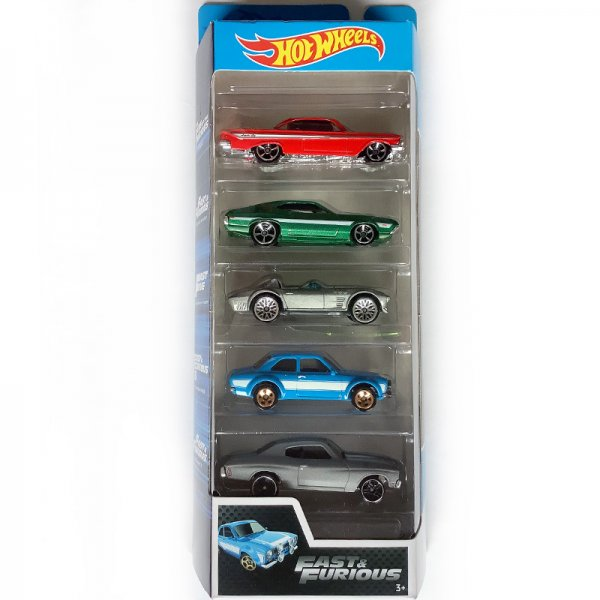 Hot Wheels | 5-Pack Fast & Furious