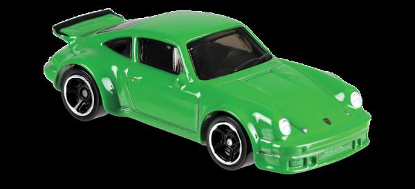 Hot Wheels | Porsche 934 Turbo RSR in giftgrün