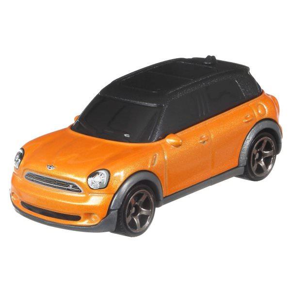 Matchbox | 2011 MINI Countryman orangemetallic