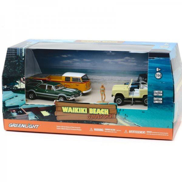 Greenlight | WAIKIKI BEACH Summer Bash Surf Set