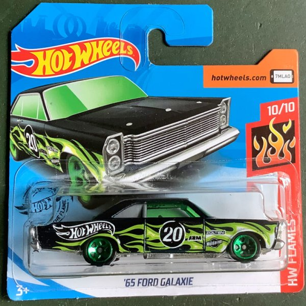 Hot Wheels | '65 Ford Galaxie #20
