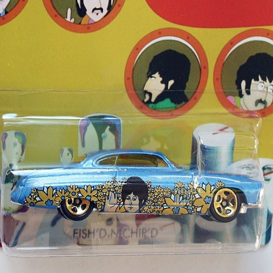 Hot Wheels | Beatles Fish'd n Chip'd