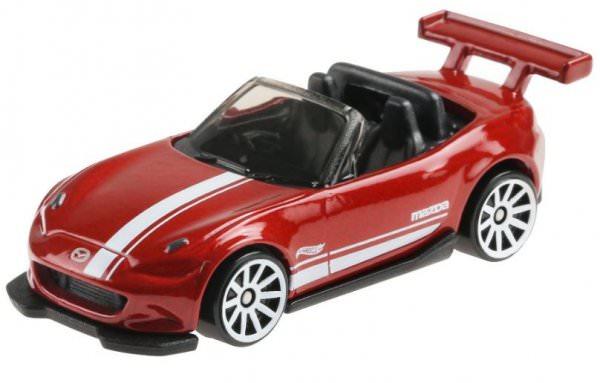 Hot Wheels | '15 Mazda MX-5 Miata dunkelorangemetallic
