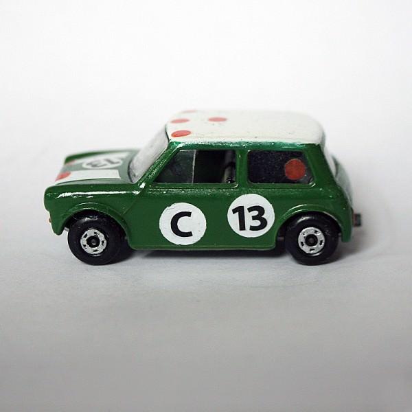 Matchbox | Mini Cooper Bathurst Code 3