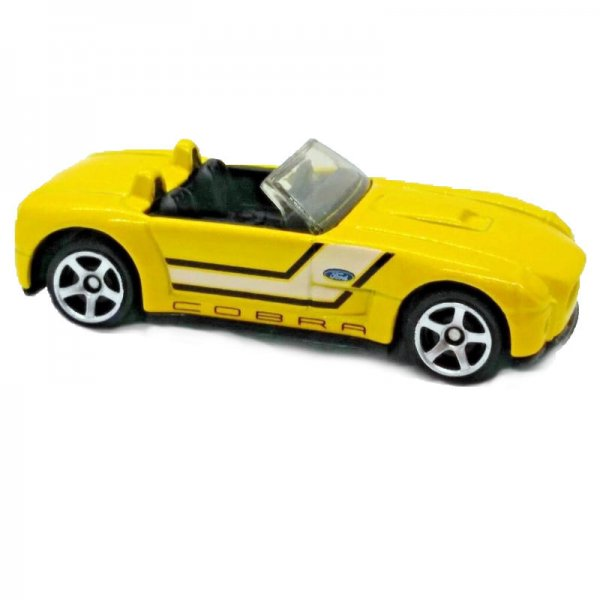 Matchbox | Ford Shelby Cobra Concept gelb