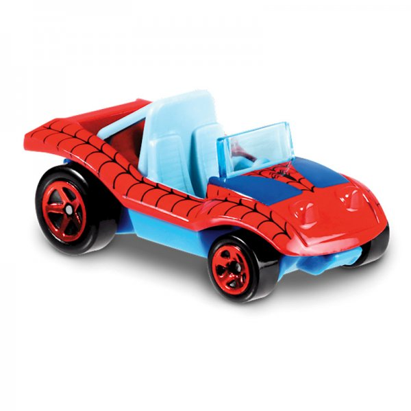Hot Wheels | Spider Mobile rot/blau