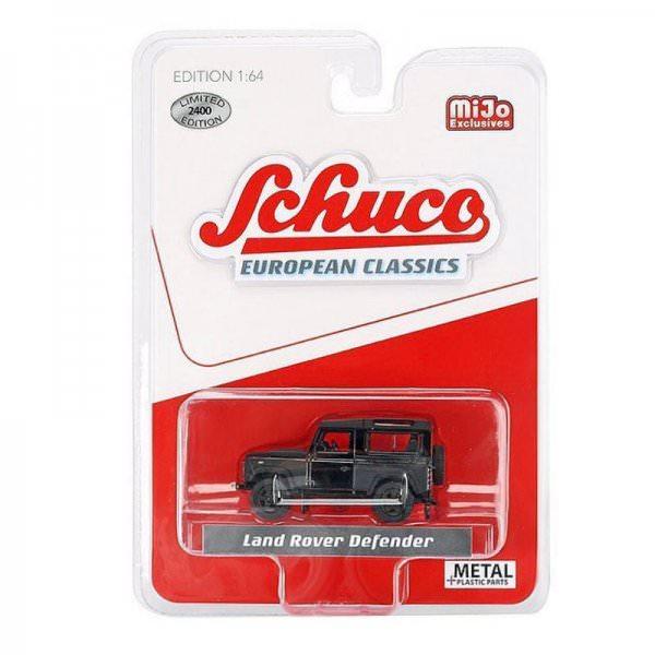 Schuco | Land Rover Defender schwarz