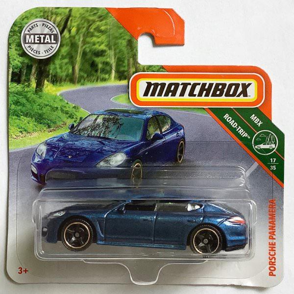 Matchbox | Porsche Panamera blaumetallic