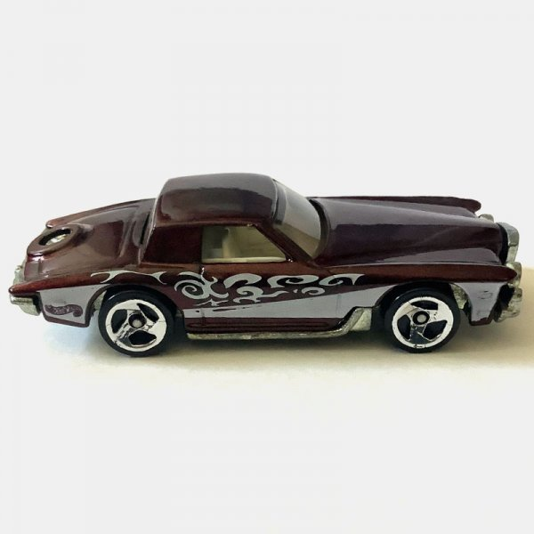 Hot Wheels | Stutz Blackhawk Metalflake Dark Red ohne Verpackung