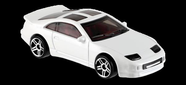 Hot Wheels   Nissan 300ZX Twin Turbo weiß