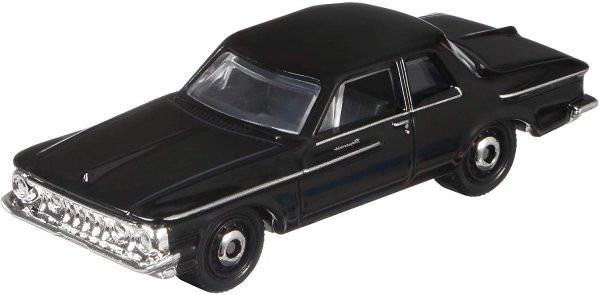 Matchbox | 1962 Plymouth Savoy black