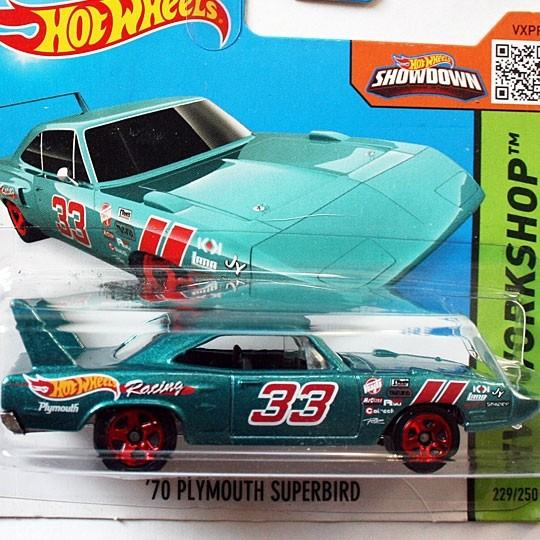 Hot Wheels | Plymouth Superbird