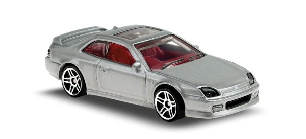 Hot Wheels | '98 Honda Prelude silver