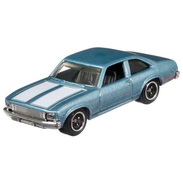 Matchbox   1979 Chevy Nova light blue metallic