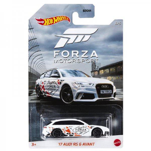 Hot Wheels | Forza Motorsport 2017 Audi RS6 Avant