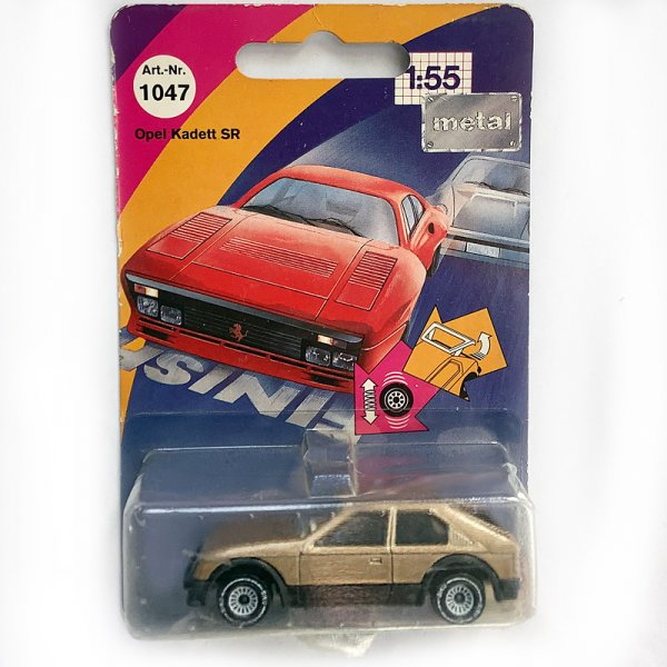 Siku |1047 Opel Kadett SR light brown metallic