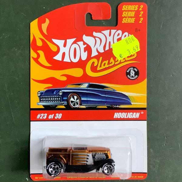 Hot Wheels | Classics Serie 2 23 of 30 Hooligan orangemetallic