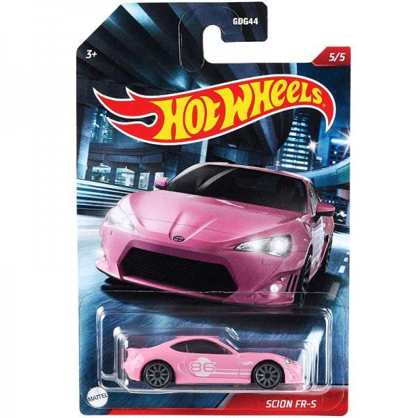 Hot Wheels | Scion FR-S pink