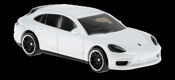 Hot Wheels | Porsche Panamera Turbo S E-Hybrid Sport Turismo weiß