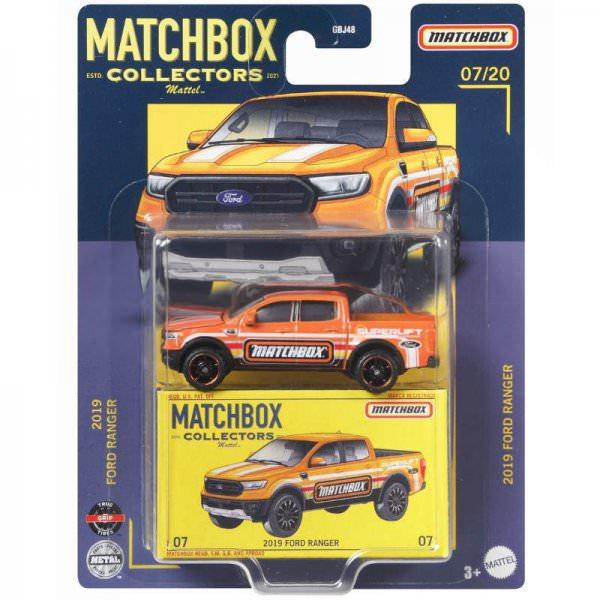 Matchbox | Collectors Serie 07/20 Ford Ranger orange