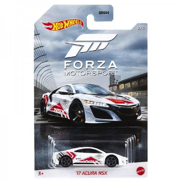 Hot Wheels   Forza Motorsport 2017 Acua NSX