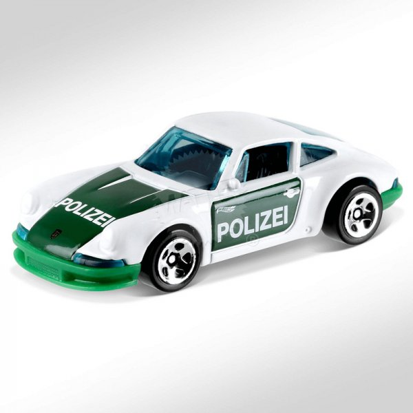 Hot Wheels | '71 Porsche 911 POLIZEI