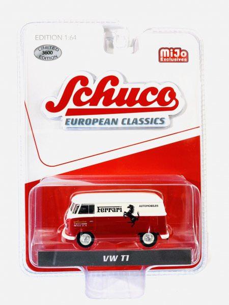 "Schuco | Volkswagen T1 Transporter ""Ferrari"""