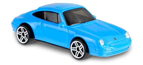 Hot Wheels | '96 Porsche CARRERA blue